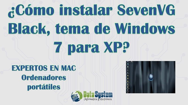 cambiar xp a windows7