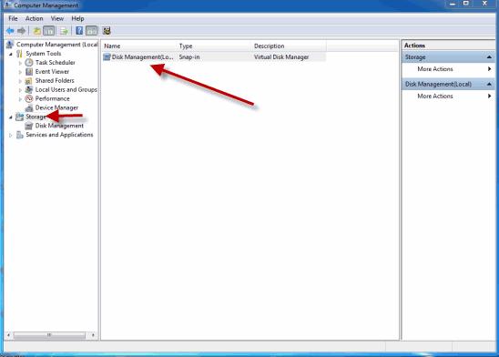 Formatear el disco duro windows 7.