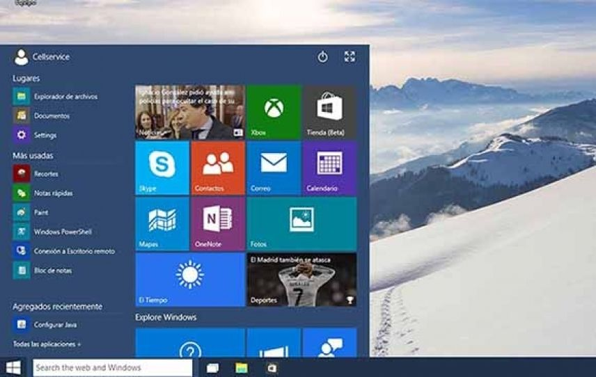 Windows 10 para los nostálgicos